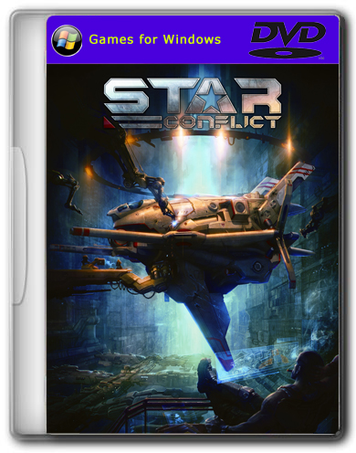 Star conflict (2012) PC [v. 0.5.4]