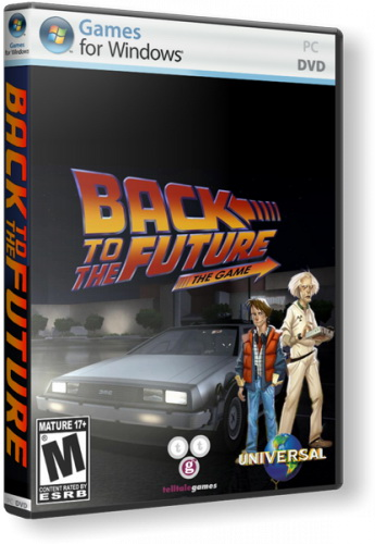 Back To The Future: The Game (Episode 1) [RePack] (2010) UKR/ENG