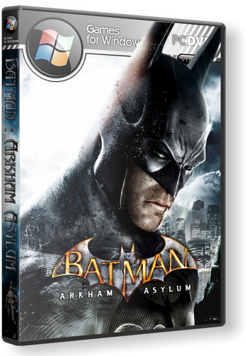 Batman: Arkham Asylum (2009) PC (Російською)