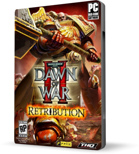 Warhammer 40,000: Dawn of War II - Retribution (2011) PC (Російською)