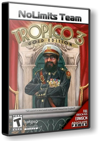 Тропико 3: Золотое издание / Tropico 3: Gold Edition (2011) PC (Російською)